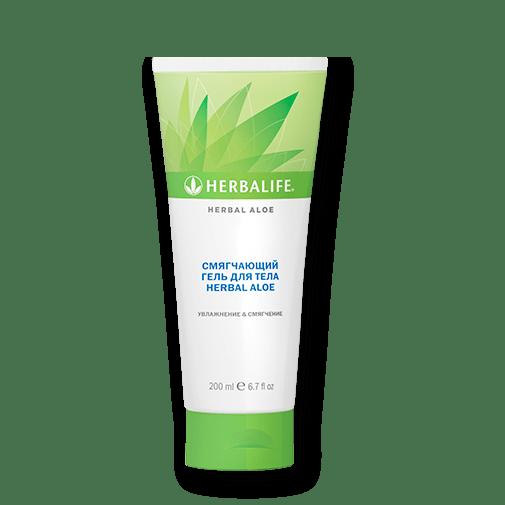 Смягчающий гель для тела Herbal Aloe
