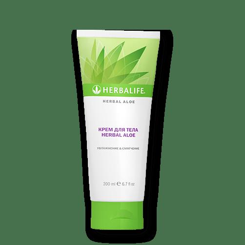 Крем для тела Herbal Aloe