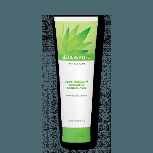 Укрепляющий шампунь Herbal Aloe